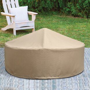 Freeport Park Breathable Fire Pit Covers