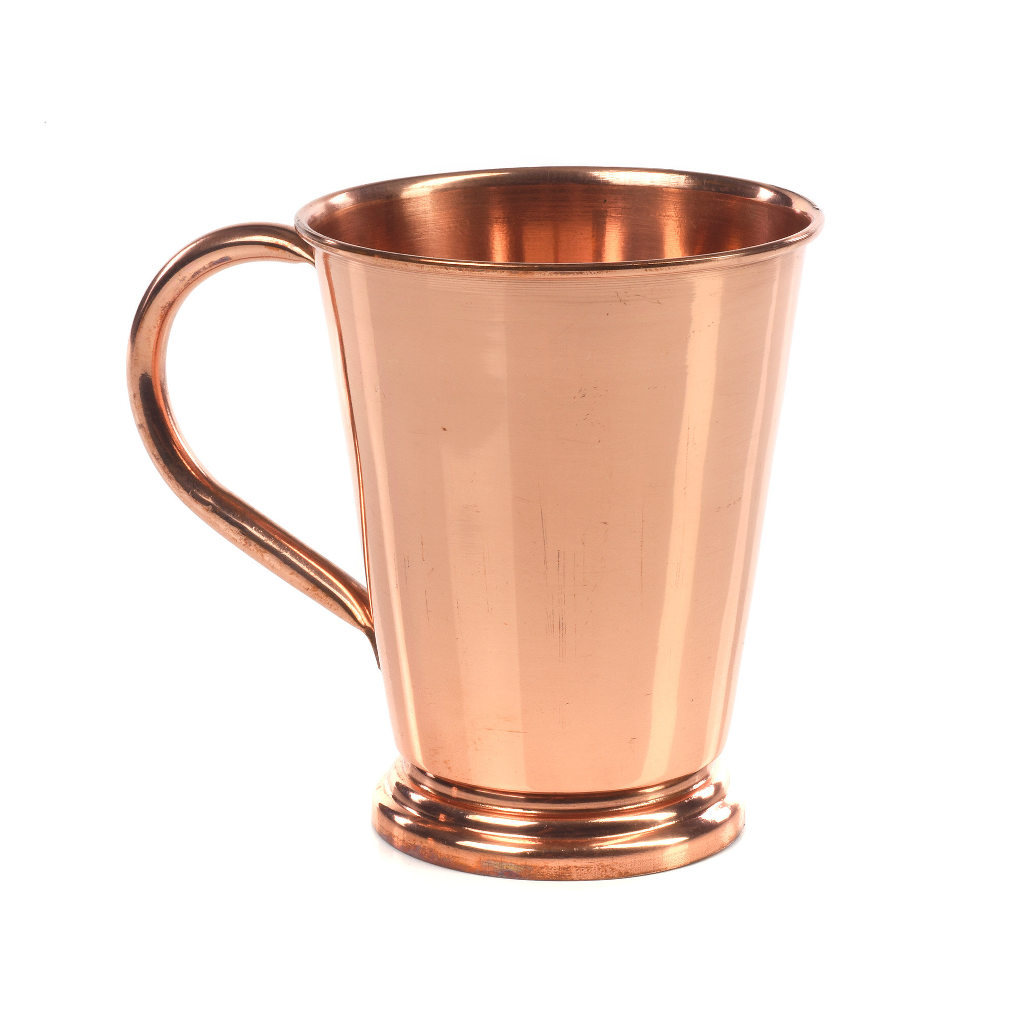 Ivy Bronx Andreana 12 Oz Copper Moscow Mule Mug Wayfair