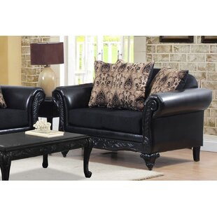 Monroe Standard Loveseat by Astoria Grand
