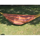 Benjamin Quilted Fabric Double Sleep Bed Tree Hammock