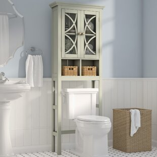 Compare Diane 24 W x 68.3 H Over The Toilet By Darby Home Co