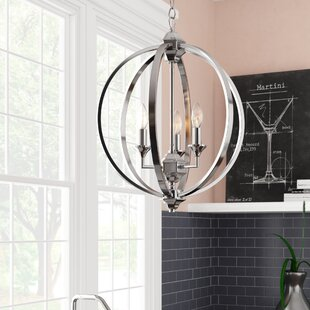 Minneota 3-Light Chandelier