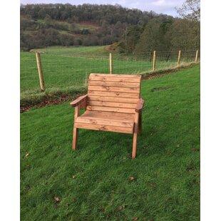 Willmore Adirondack Chair by Lynton Garden