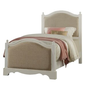 Asbury Upholstered Panel Bed