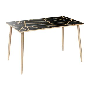 Guynn Dining Table by Wrought Studio