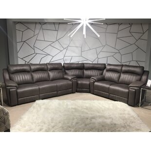Reclining Sectional by Sou..