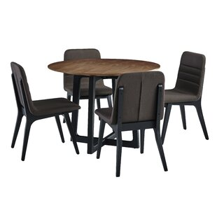 Braymer 5 Piece Dining Set