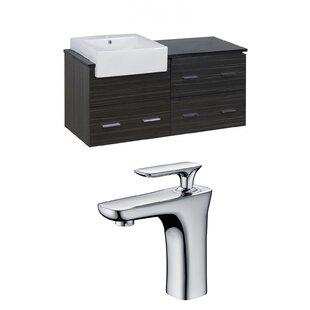 Xena Farmhouse 48 Single Bathroom Vanity Set ByAmerican Imaginations
