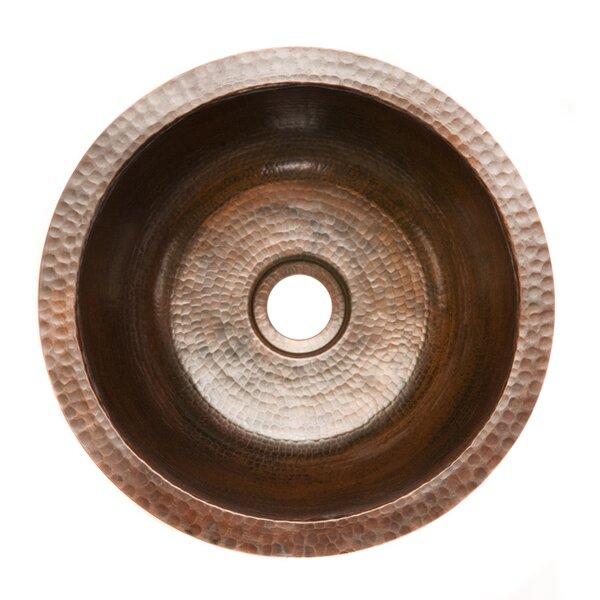 Rubbed Bronze Bar Sink   Wayfair