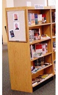 W.C. Heller Single Face Standard Bookcase