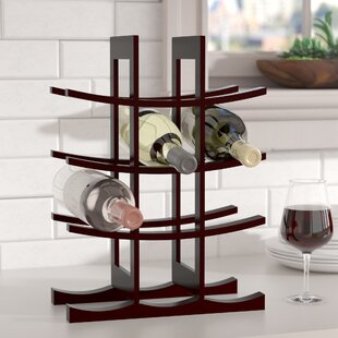Bouley 12 Bottle Tabletop Wine Rack by Zi..
