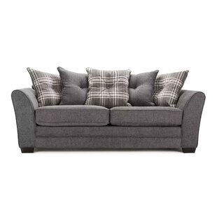 Kayleigh 3 Seater Sofa By Zipcode Design