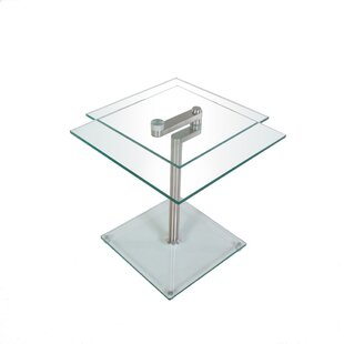 Toledo End Table by Orren Ellis