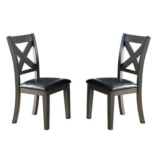 Melodi Upholstered Dining Chair (Set of 2) by Gracie Oaks