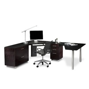 Sequel L-Shape Executive Desk by BDI