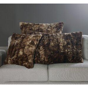 Nesting Faux Fur Pillow Case