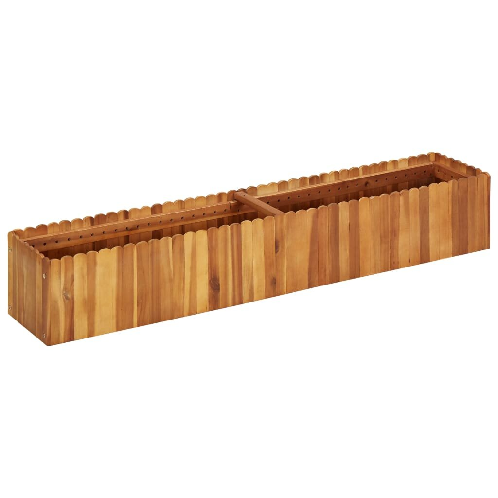 Loon Peak Cravens Wood Planter Box Wayfair