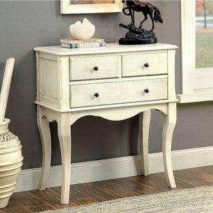 Aria Vintage Hallway Console Table by One Allium Way Best Choices