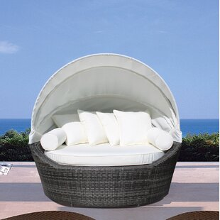 Carrasco Daybed with Cushi..