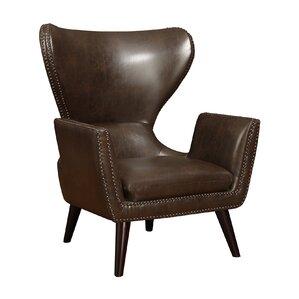 Nailhead Wingback Chair by Wildon Home ?