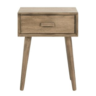 Lyle End Table With Storage