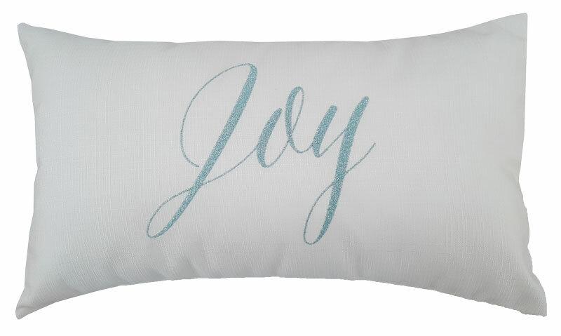 Highland Dunes Fatum Joy Holiday Lumbar Pillow Reviews Wayfair