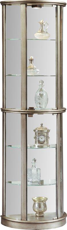 Charles Mirrored Display Cabinet & Reviews | Joss & Main