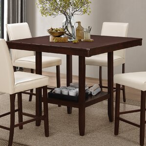 avalon counter height pub table - Bistro Table Sets