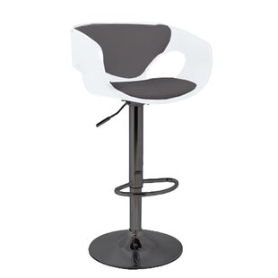 Kimbro Adjustable Height Swivel Bar Stool