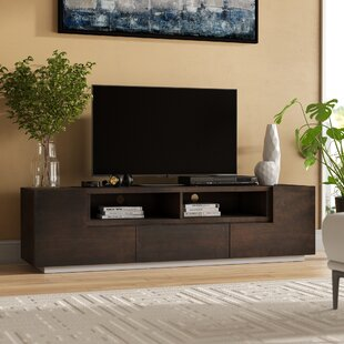 Best Reviews Hewson TV Stand for TVs up to 78 by Ebern Designs Reviews (2019) & Buyer's Guide