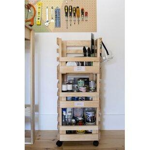 Antero Kitchen Trolley By Alpen Home