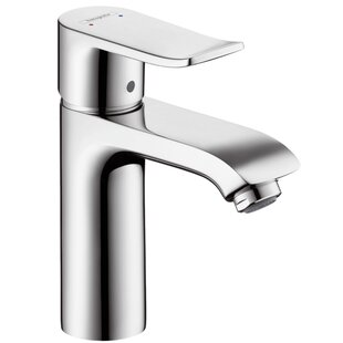 Clearance Metris Single Hole Standard Bathroom Faucet ByHansgrohe