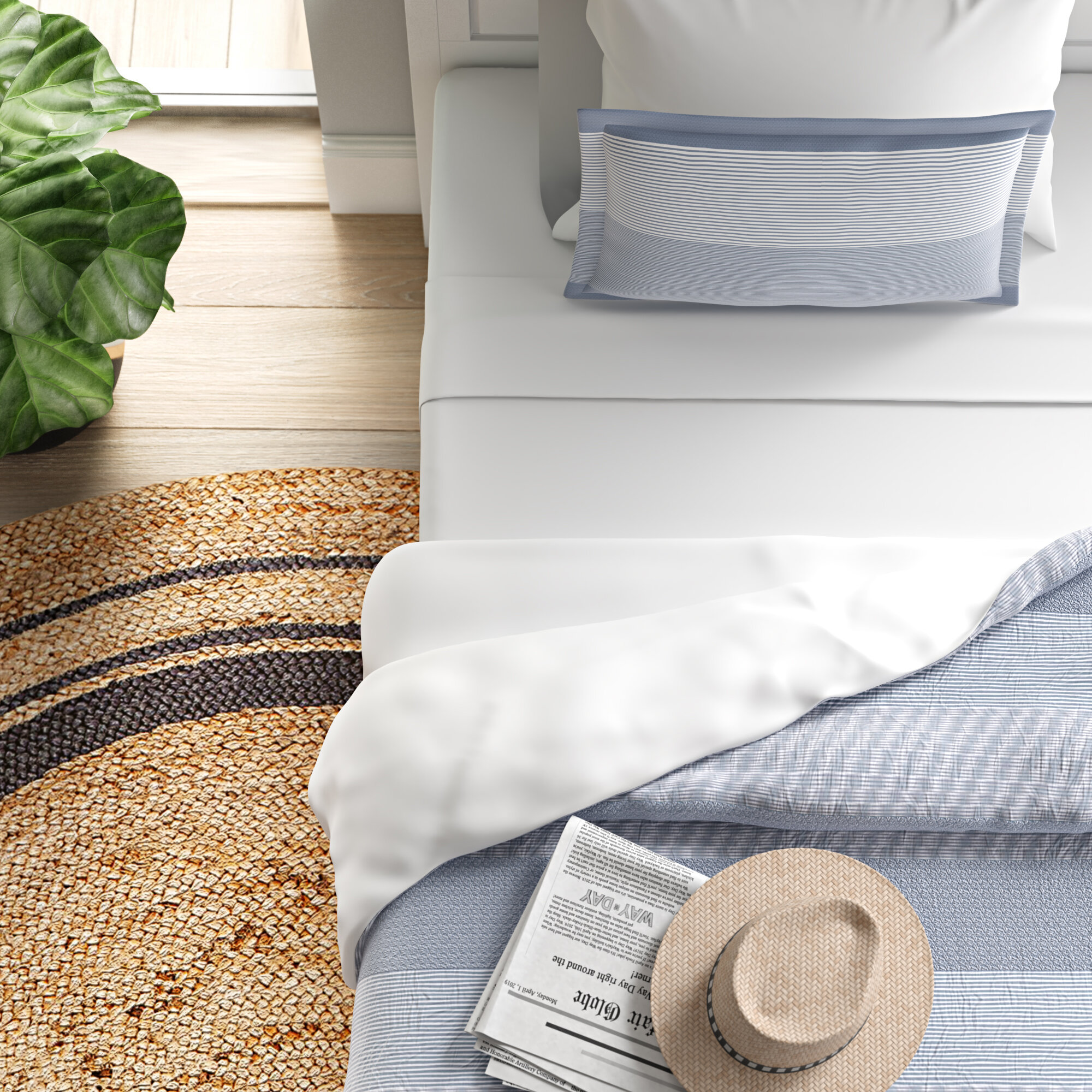 Striped Truly Soft Bedding You Ll Love In 2021 Wayfair