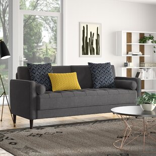 Deals Garren Sofa by Mercury Row Reviews (2019) & Buyer's Guide