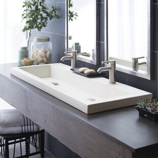 Undermount Trough Sink Wayfair