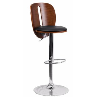 Champion Adjustable Height Swivel Bar Stool