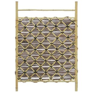 Oriental Furniture Wood Lattice Panel Trellis