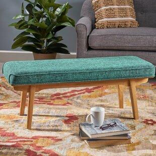 Union Rustic Vanetten Upholstered Bench