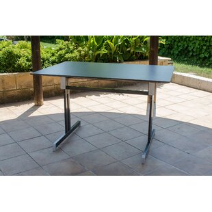 Hosford Folding Metal Dining Table By Sol 72 Outdoor