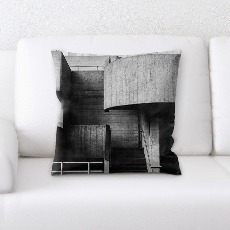 Rug Tycoon Portrait Style Photography Throw Pillow Wayfair