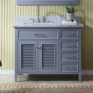Read Reviews Hamil 43 Single Bathroom Vanity Set ByHighland Dunes