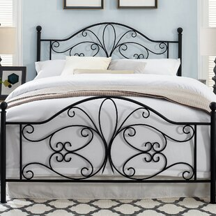 Shantel Headboard and Footboard by Astoria Grand