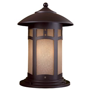 Harveston Manor 3-Light Outdoor Wall Lantern By Great Outdoors by Minka Outdoor Lighting