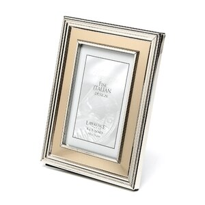 Brushed Gold Inner Panel Metal Picture Frame