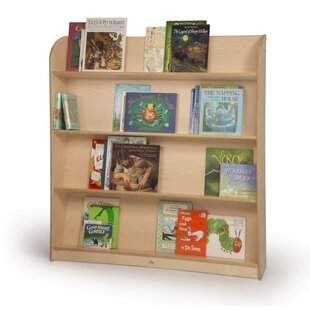Single Sided Library Standard Bookcase