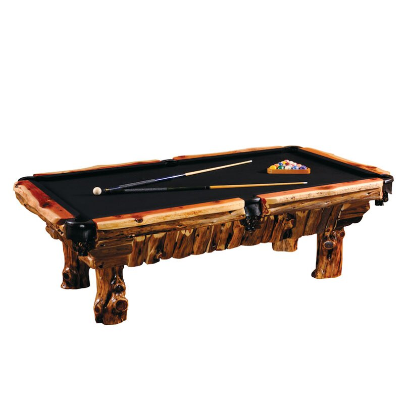 Juniper 8' Slate Pool Table
