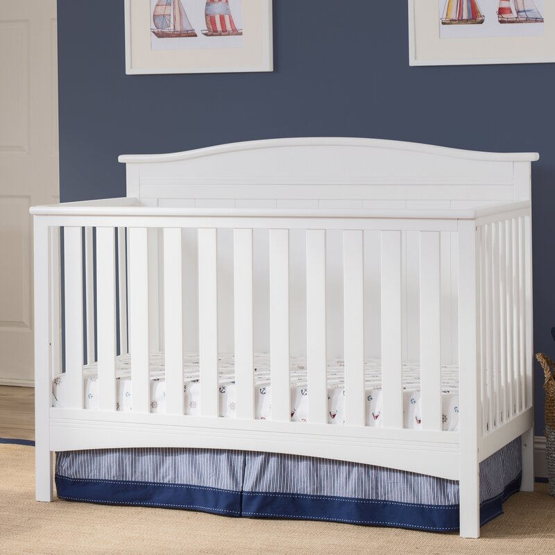 Delta Children Bennett 4 In 1 Convertible Crib Reviews Wayfair