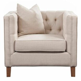 Reviews Dehon Armchair by Darby Home Co Reviews (2019) & Buyer's Guide
