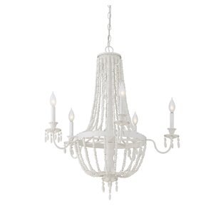 Didier 5-Light Chandelier by Mistana