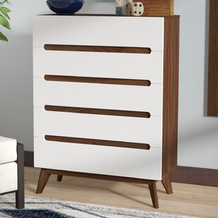 Cravens 5 Drawer Chest